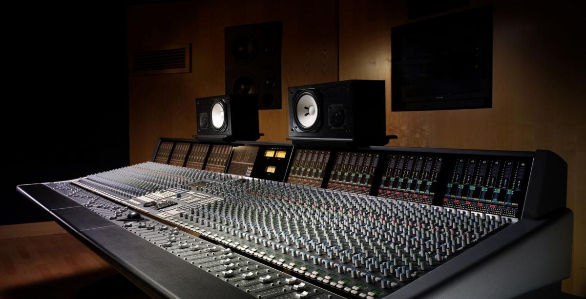 Виробництво аудіоропродукції